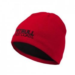 Pit Bull Czapka Craigie Czerwona/Czarna 1