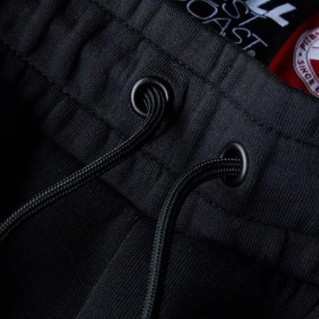 Pit Bull Spodnie Dresowe Torrey Czarne 5