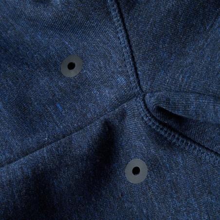 Pit Bull Bluza z kapturem rozpinana Logan Granatowa 15