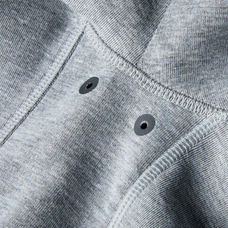 Pit Bull Bluza z kapturem rozpinana Logan Szara 10