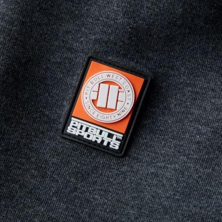 Pit Bull Bluza z kapturem rozpinana Logan Grafitowa 11