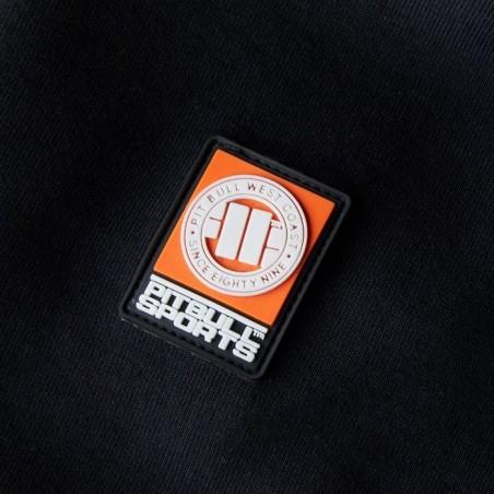 Pit Bull Bluza z kapturem rozpinana Logan Czarna 11