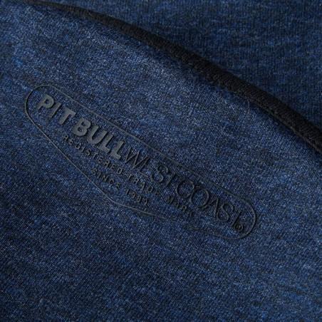 Pit Bull Bluza z kapturem rozpinana Landis Granatowa 5