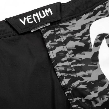 Venum Spodenki MMA Light 3.0 Czarne/Camo 6