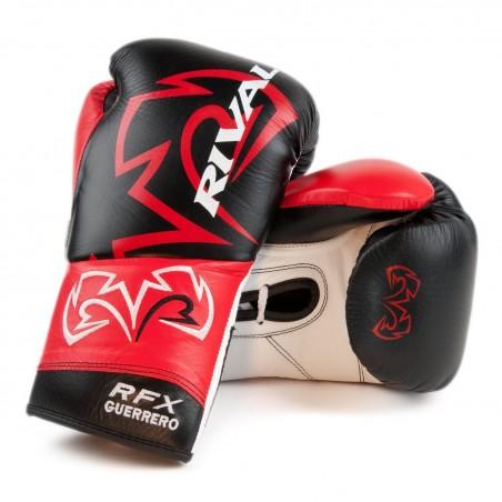 Rival Rękawice Bokserskie RFX-Guerrero Pro Fight SF-F Czarne 1