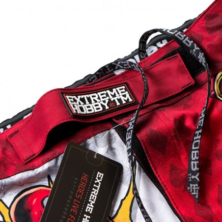 Extreme Hobby Spodenki MMA Killercards II 3