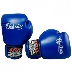 Yokkao Rękawice bokserskie Vertigo Niebieskie 1