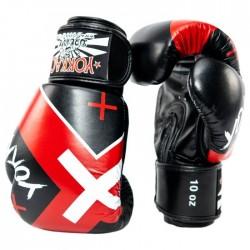 Yokkao Rękawice bokserskie X Czarne 1
