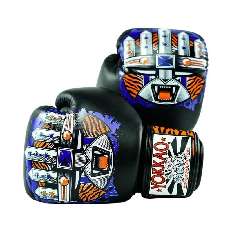 Yokkao Rękawice bokserskie Apex Tiger