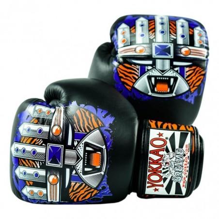 Yokkao Rękawice bokserskie Apex Tiger 1