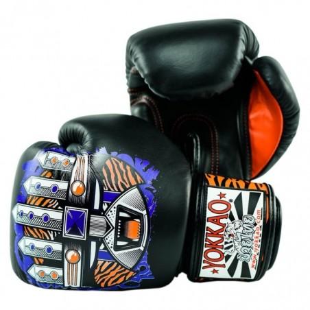 Yokkao Rękawice bokserskie Apex Tiger 3