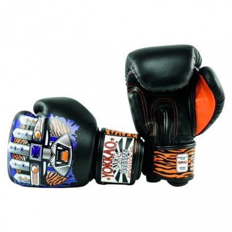 Yokkao Rękawice bokserskie Apex Tiger 4