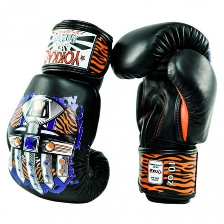 Yokkao Rękawice bokserskie Apex Tiger 5