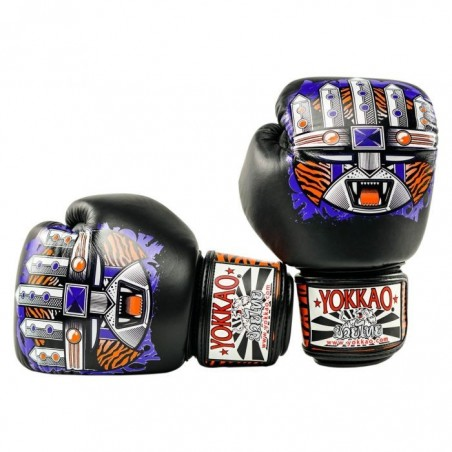 Yokkao Rękawice bokserskie Apex Tiger 6