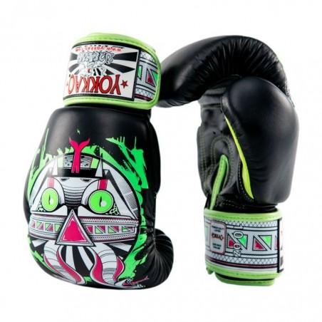 Yokkao Rękawice bokserskie Apex Snake 4