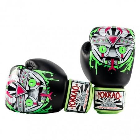Yokkao Rękawice bokserskie Apex Snake 5