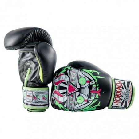Yokkao Rękawice bokserskie Apex Snake 6