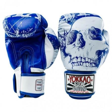 Yokkao Rękawice bokserskie Skullz 1