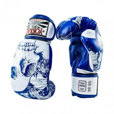 Yokkao Rękawice bokserskie Skullz 3