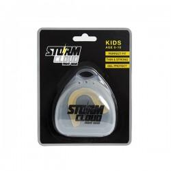 StormCloud Ochraniacz Szczęki Dla Dzieci Pro Czarny 1