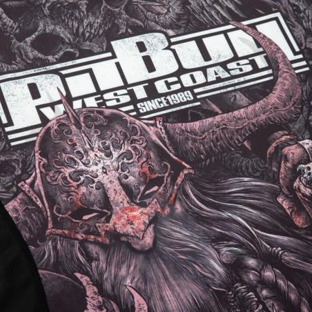 Pitbull Rashguard Mesh Performance Pro Plus Warrior XVIII Długi Rękaw 5