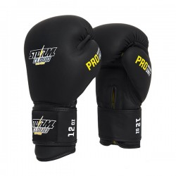 StormCloud Rękawice bokserskie Boxing Pro Czarne 1