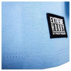 Extreme Hobby T-shirt Dziecięcy TM Błękitny 1