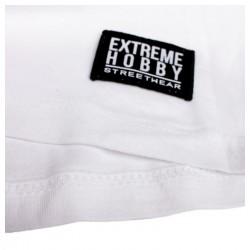 Extreme Hobby T-shirt Dziecięcy TM Biały 1