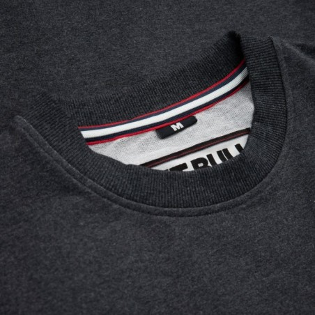 Pit Bull Bluza French Terry Big Logo Grafitowa 5