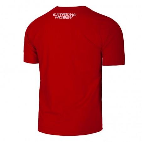 Extreme Hobby T-shirt Polska Godło Czerwony 2