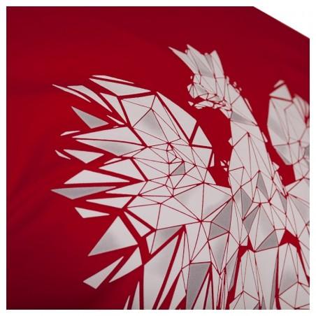 Extreme Hobby T-shirt Polska Godło Czerwony 3