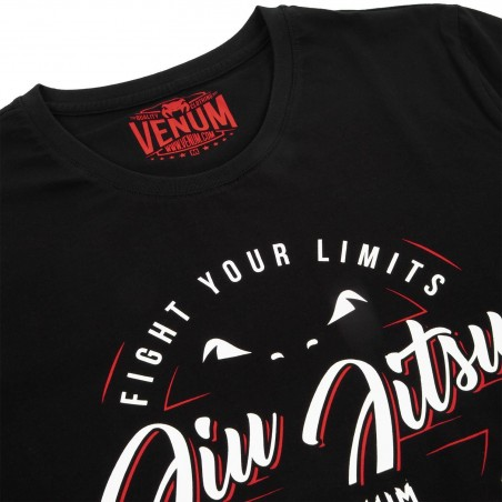 Venum T-shirt Flying Arm Bar Czarny 3