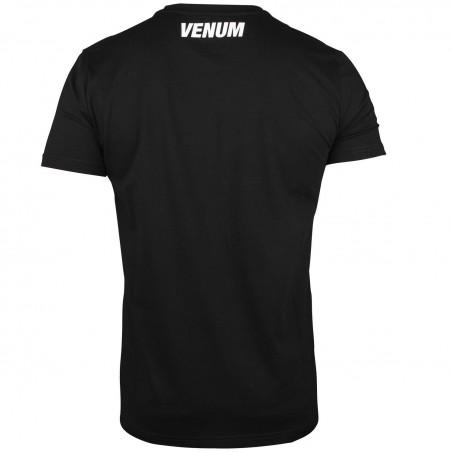 Venum T-shirt Ground And Pound Czarny 2
