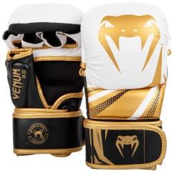 Venum Rękawice sparingowe do MMA Challenger 3.0 Białe/Złote 1