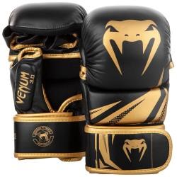 Venum Rękawice sparingowe do MMA Challenger 3.0 Czarne/Złote 1