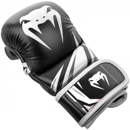 Venum Rękawice sparingowe do MMA Challenger 3.0 Czarne/Białe 2