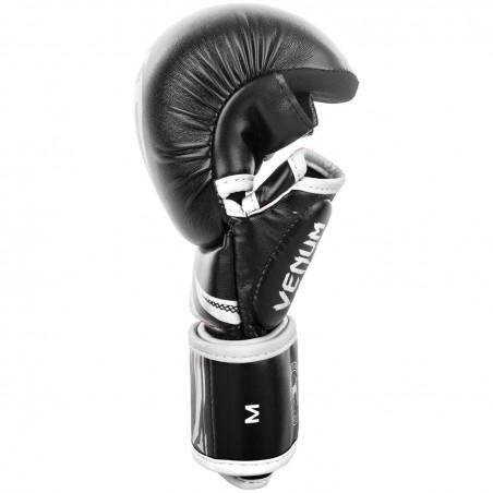 Venum Rękawice sparingowe do MMA Challenger 3.0 Czarne/Białe 4