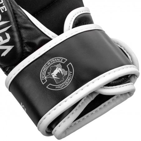 Venum Rękawice sparingowe do MMA Challenger 3.0 Czarne/Białe 5