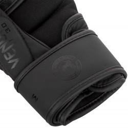 Venum Rękawice sparingowe do MMA Challenger 3.0 Czarne/Czarne 1