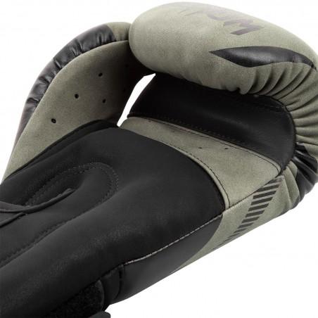 Venum Rękawice bokserskie Impact Khaki 4
