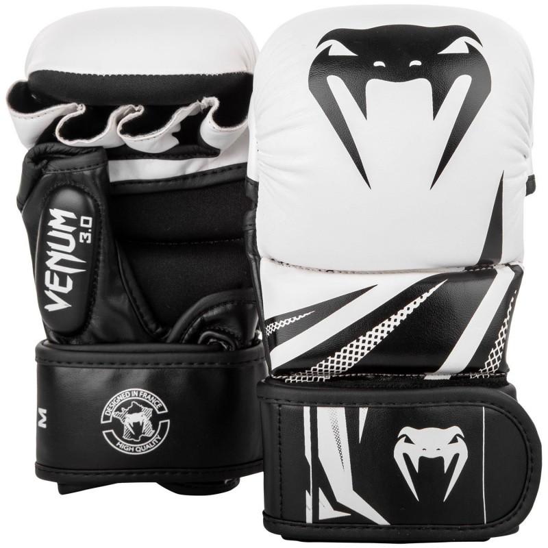 Venum Rękawice sparingowe do MMA Challenger 3.0 Białe/Czarne