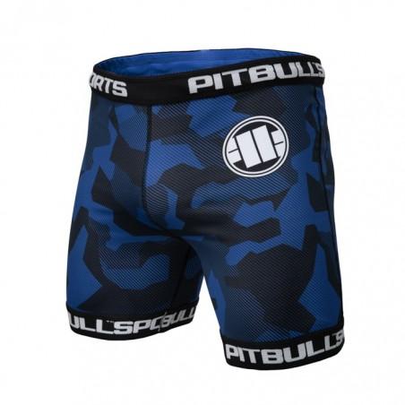 Pit Bull Szorty VT Dillard Niebieskie 1