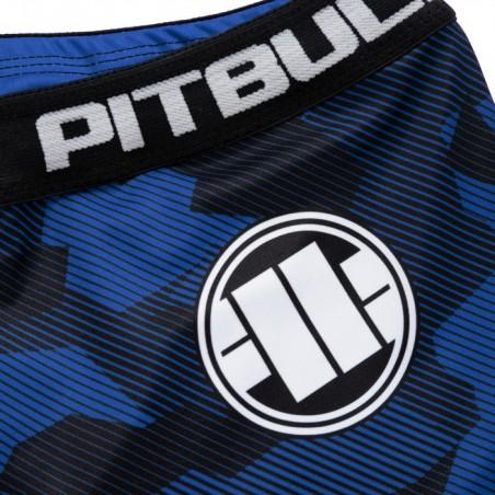 Pit Bull Szorty VT Dillard Niebieskie 4