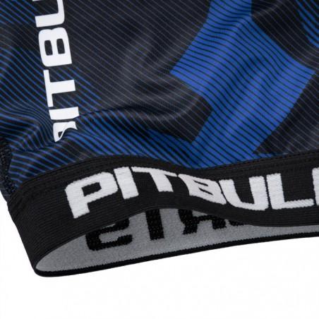 Pit Bull Szorty VT Dillard Niebieskie 6