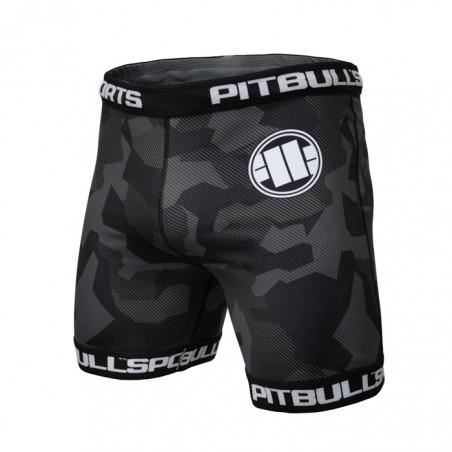 Pit Bull Szorty VT Dillard Szare 1