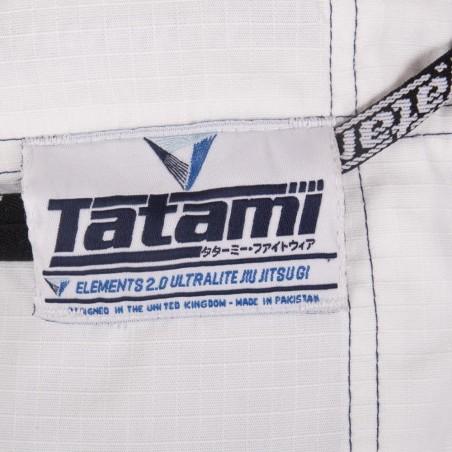 Tatami Kimono/Gi Elements Ultralite 2.0 Białe 10