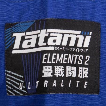 Tatami Kimono/Gi Elements Ultralite 2.0 Niebieskie 10
