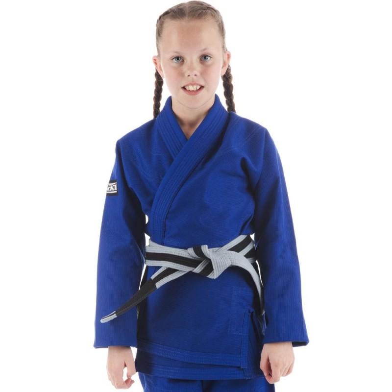 Tatami Kimono/Gi do BJJ dla Dzieci Roots Niebieskie