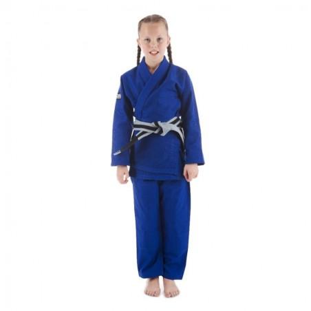 Tatami Kimono/Gi do BJJ dla Dzieci Roots Niebieskie 2