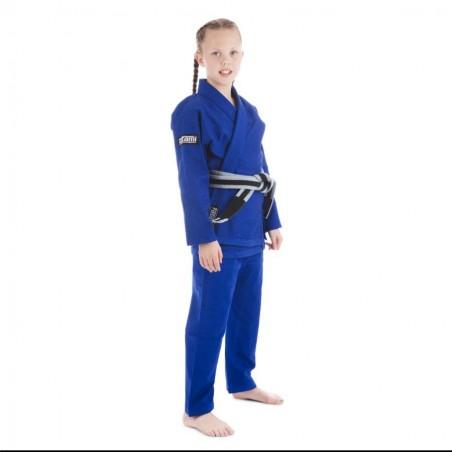 Tatami Kimono/Gi do BJJ dla Dzieci Roots Niebieskie 3